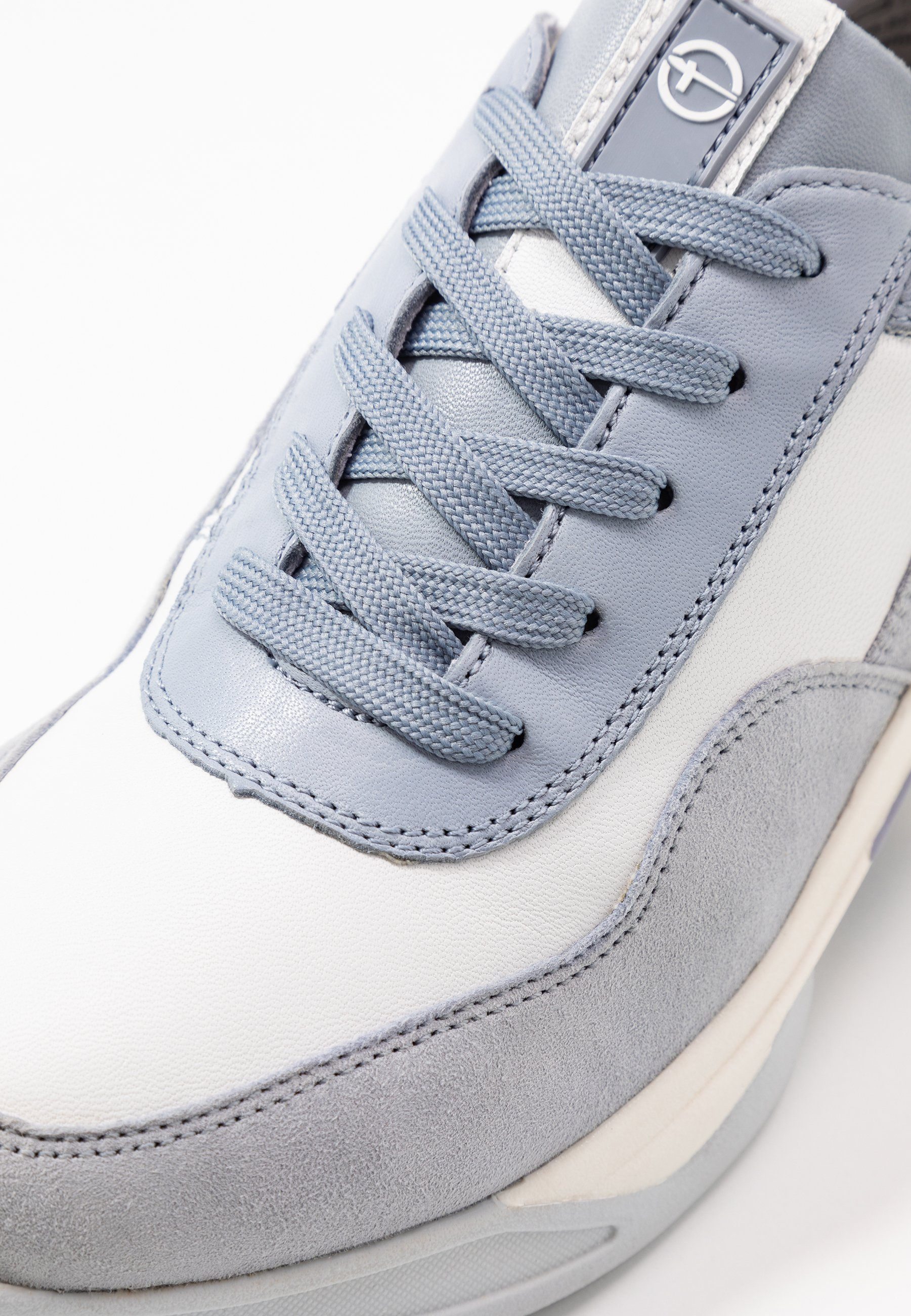 Tamaris Pure Relax LACE-UP - Sneakers - sky
