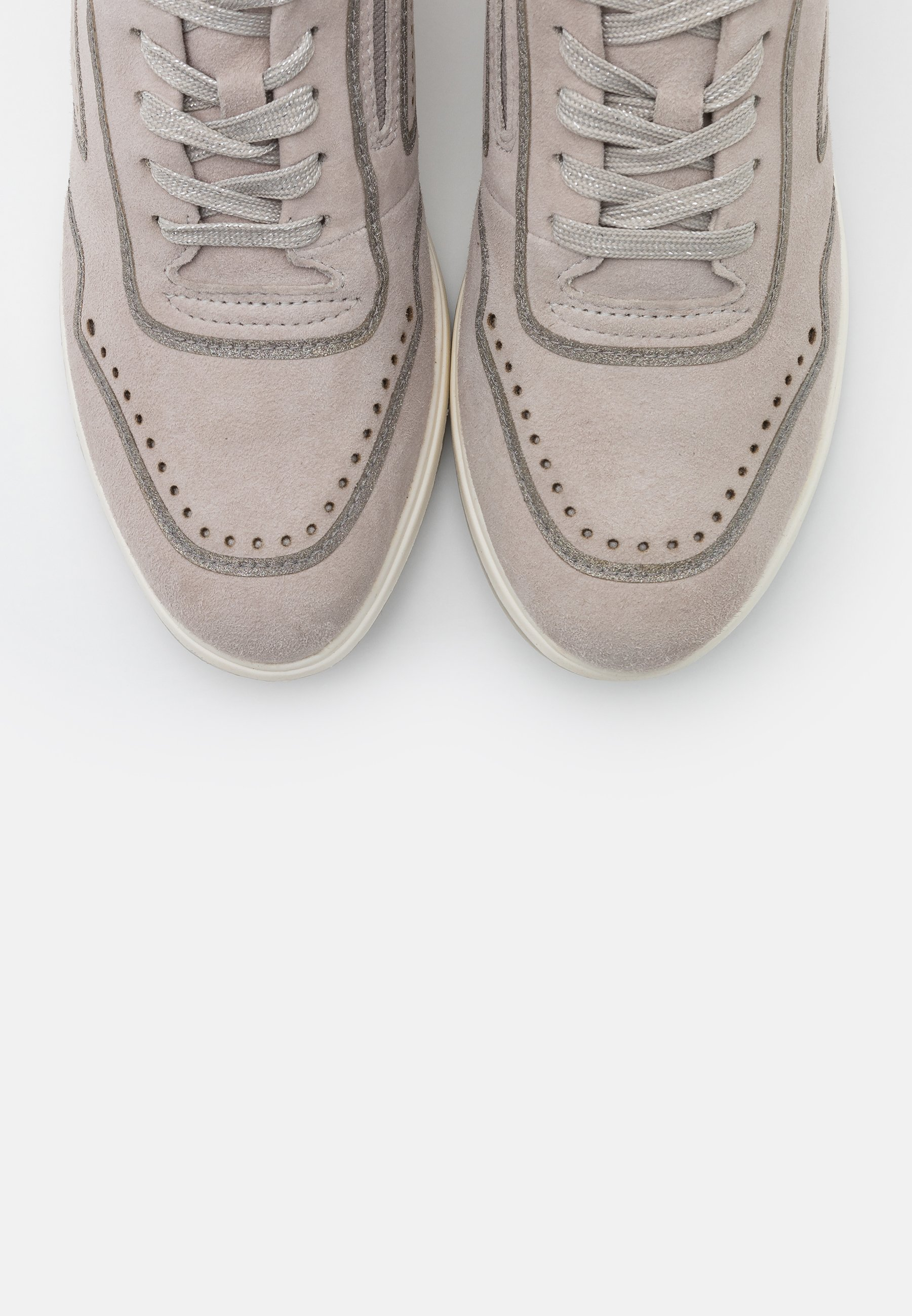 LACE UP Sneakers stone