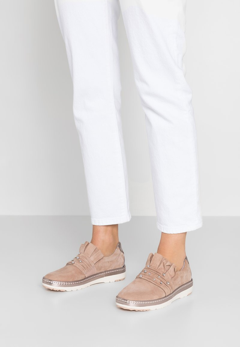 Tamaris Pure Relax - Loafers - old rose