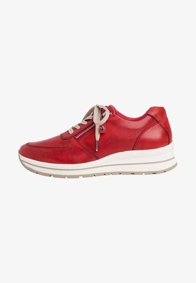 LACE-UP - Trainers - red