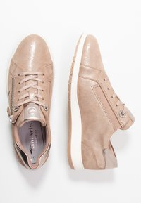 Tamaris Pure Relax - LACE-UP - Trainers - rose pearl - 3