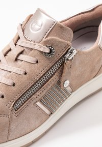 Tamaris Pure Relax - LACE-UP - Trainers - rose pearl - 2