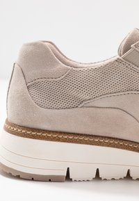 Tamaris Pure Relax - LACE-UP - Trainers - beige - 2
