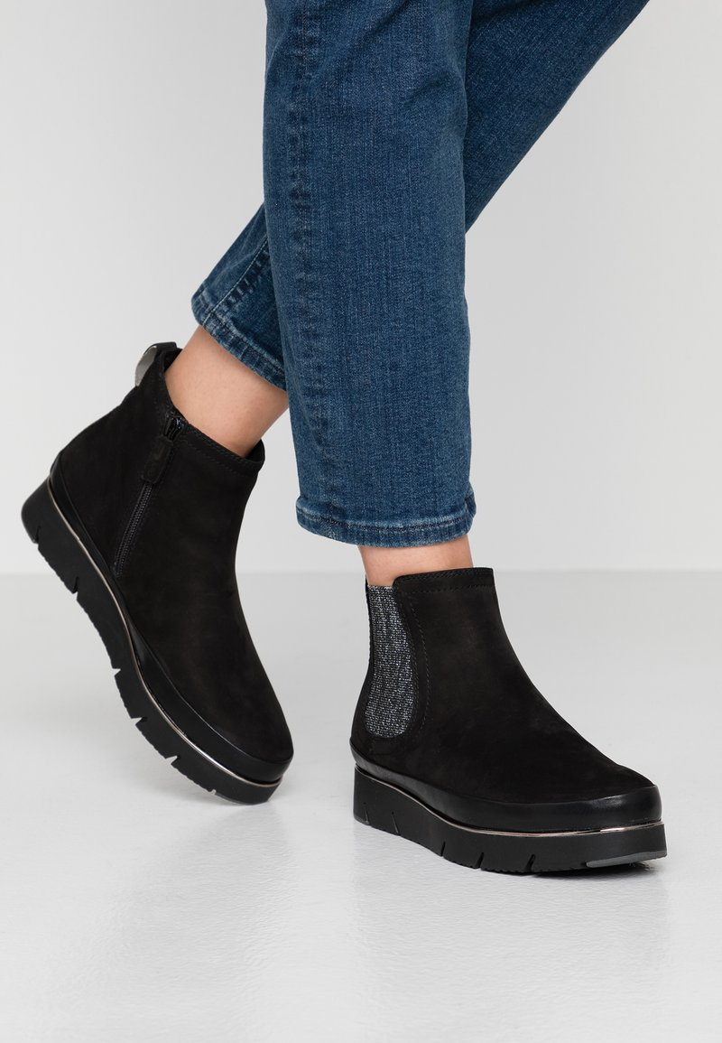 Tamaris Pure Relax - Ankle Boot - black