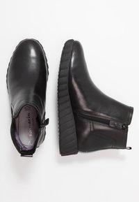 Tamaris Pure Relax - Korte laarzen - black - 3