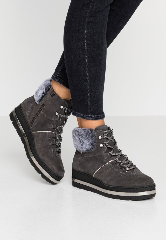 Ankle Boot - anthracite