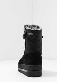 Tamaris Pure Relax - Platform ankle boots - black - 5