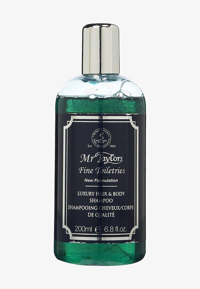 MR. TAYLOR HAIR &  BODY SHAMPOO - Shampoo - -