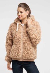 taddy - Winter jacket - camel - 0
