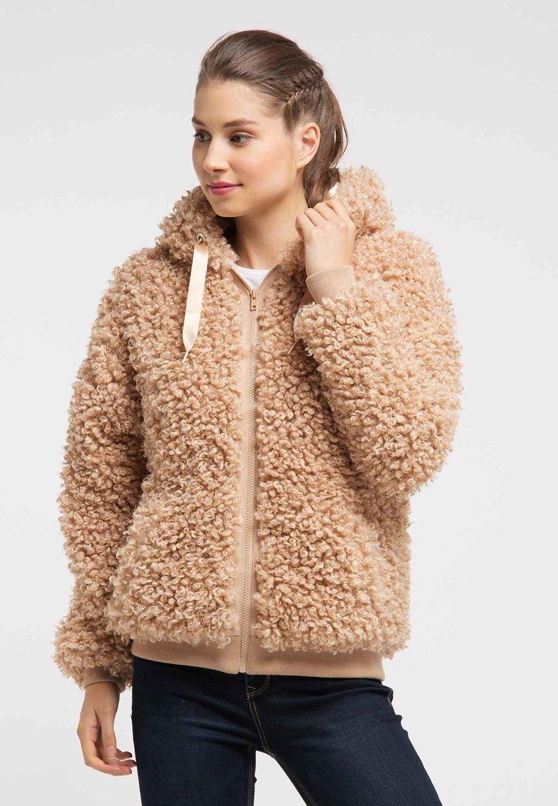 taddy - Winter jacket - camel