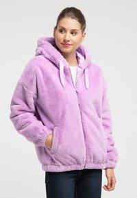 taddy - Winter jacket - purple - 0