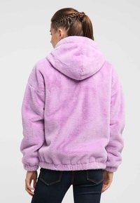 taddy - Winter jacket - purple - 2