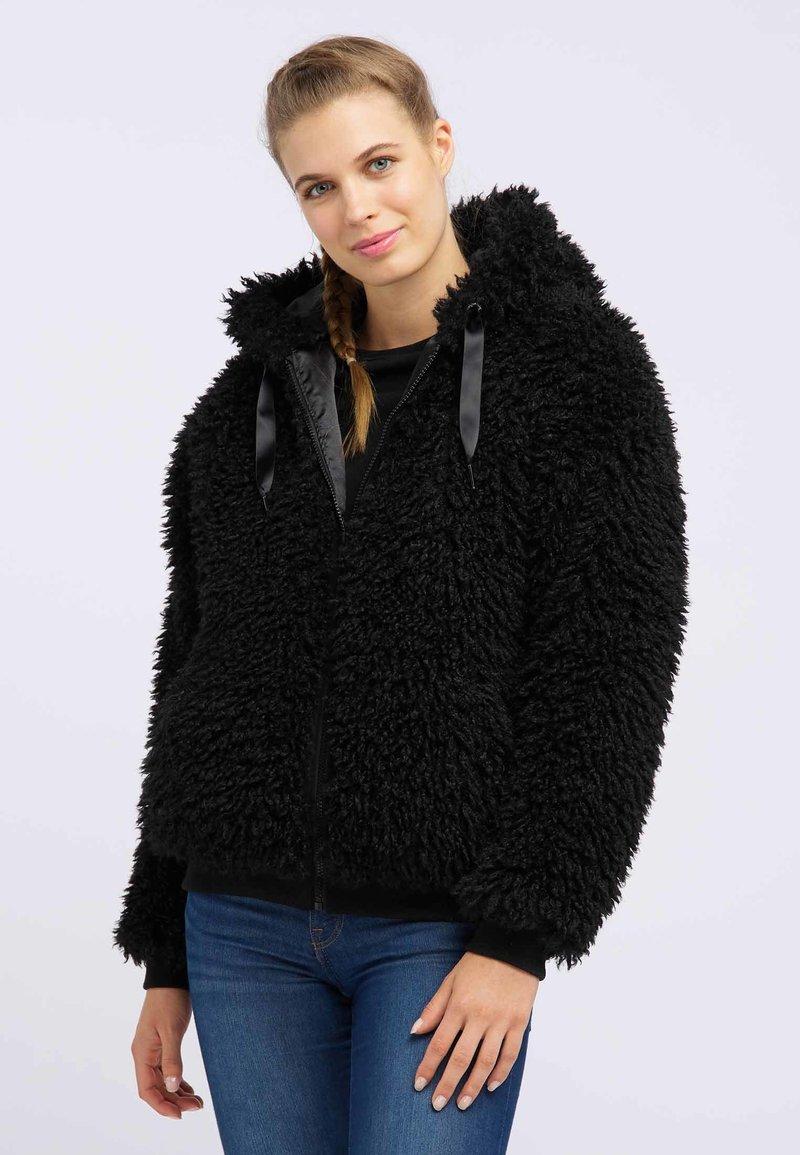 taddy - Winter jacket - black