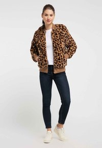 taddy - Bomber Jacket - brown - 1