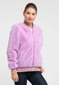 taddy - Bomber Jacket - lilac - 0
