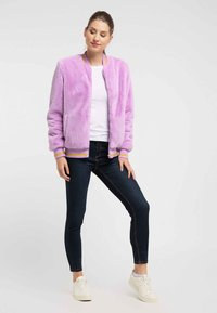 taddy - Bomber Jacket - lilac - 1