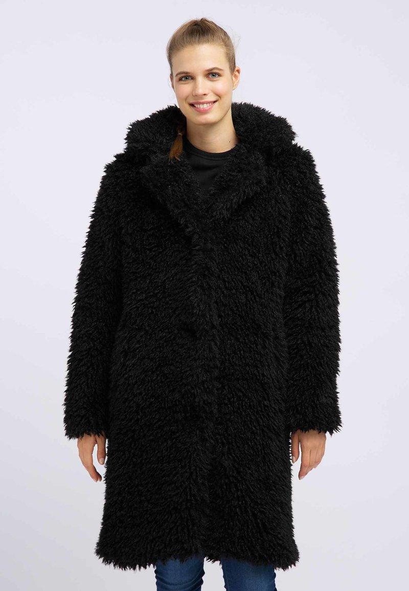 taddy - Winter coat - black