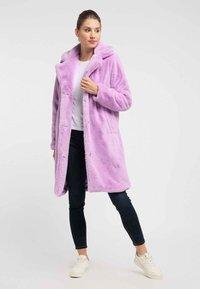 taddy - Winterjas - purple - 1