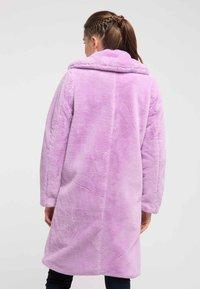 taddy - Winterjas - purple - 2