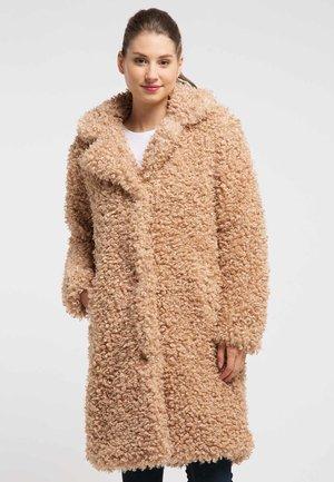 MANTEL - Veste d'hiver - camel