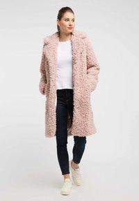 taddy - MANTEL - Winter coat - light pink - 1