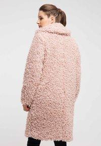 taddy - MANTEL - Winter coat - light pink - 2