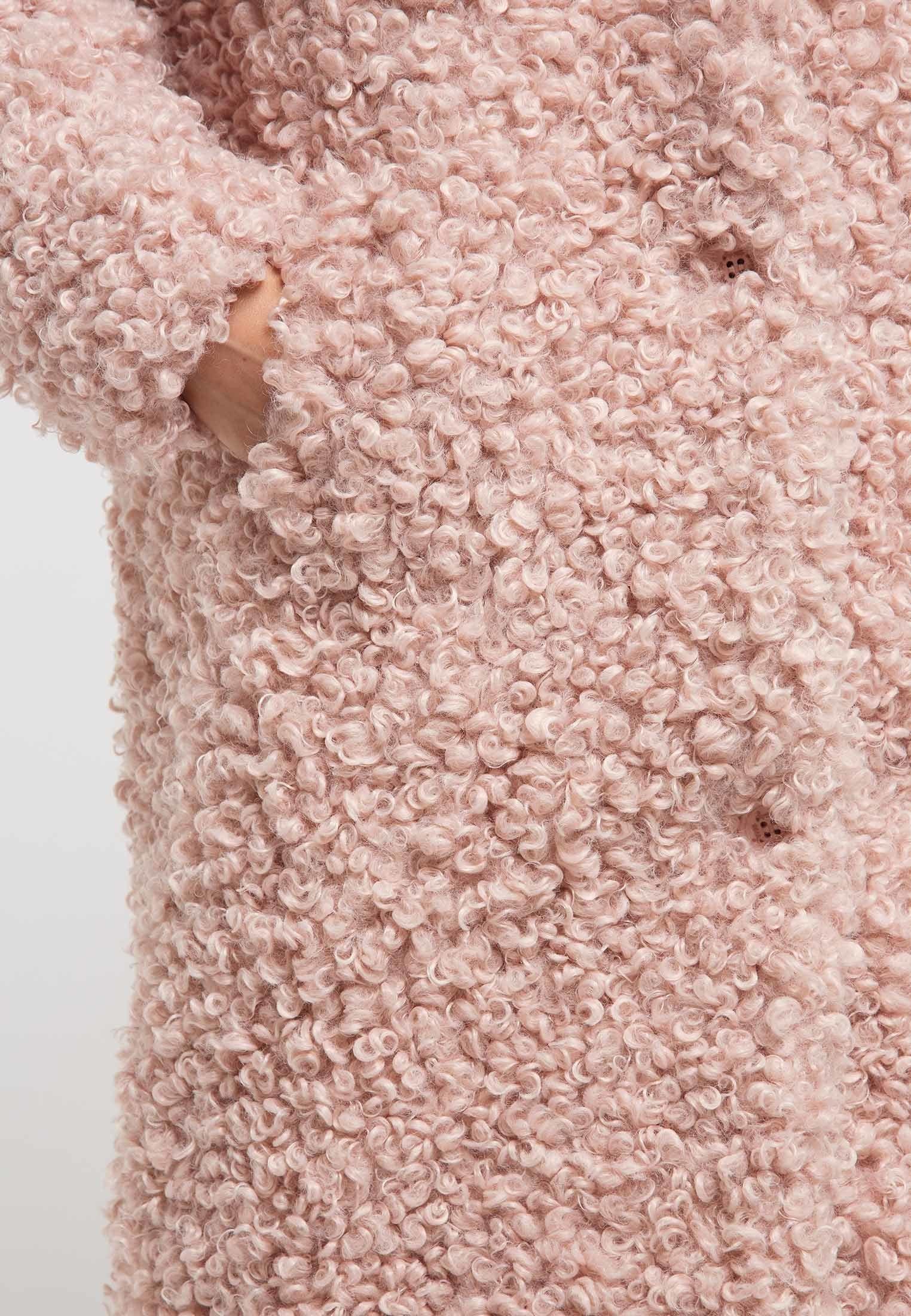 taddy MANTEL - Płaszcz zimowy - light pink