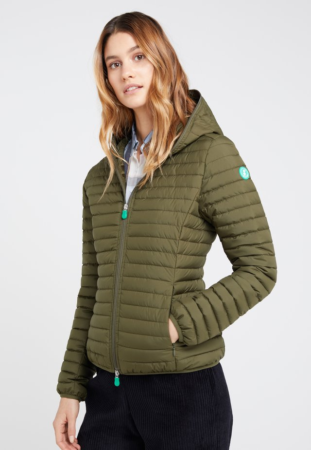 RECY - Light jacket - seaweed green