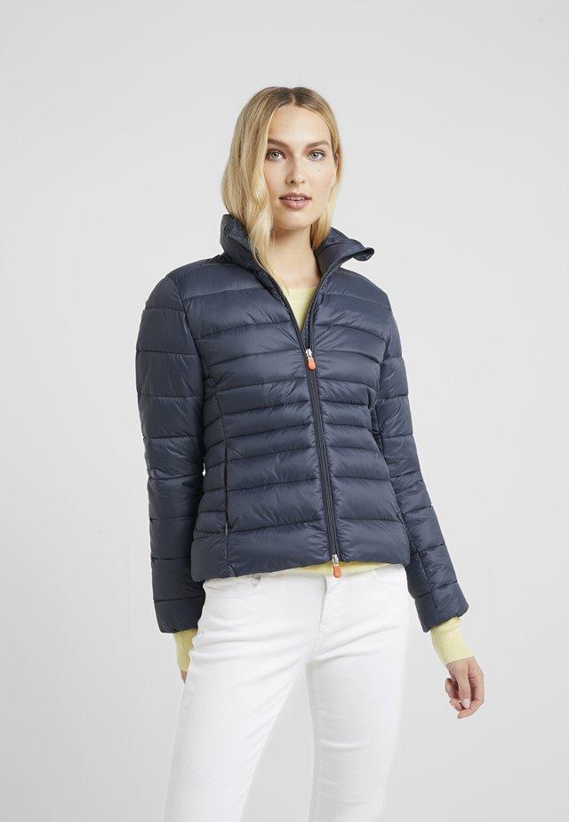 GIGA - Winter jacket - ebony grey