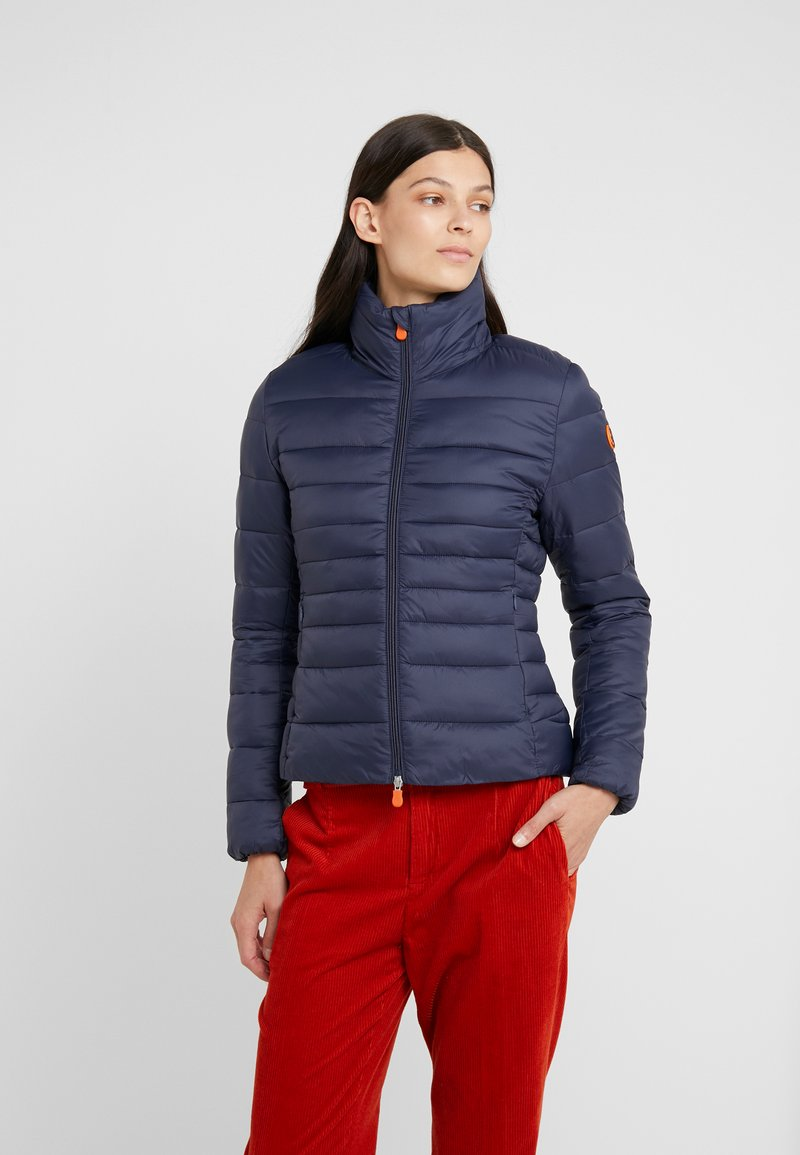 Save the duck - GIGA - Winter jacket - blue/black