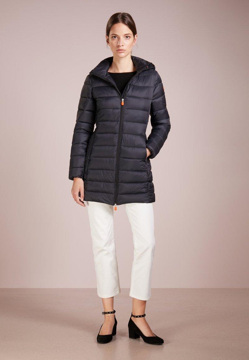 Save the duck - GIGA - Winter coat - black
