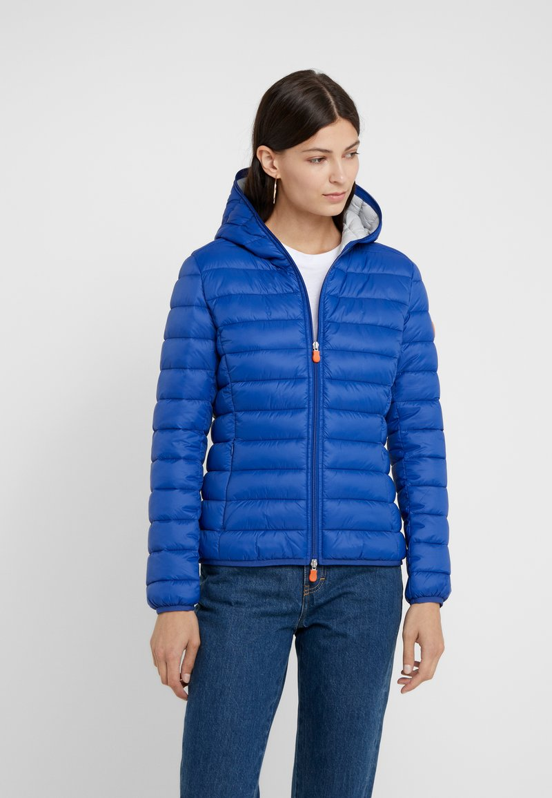 Save the duck - GIGA - Winter jacket - iceberg blue