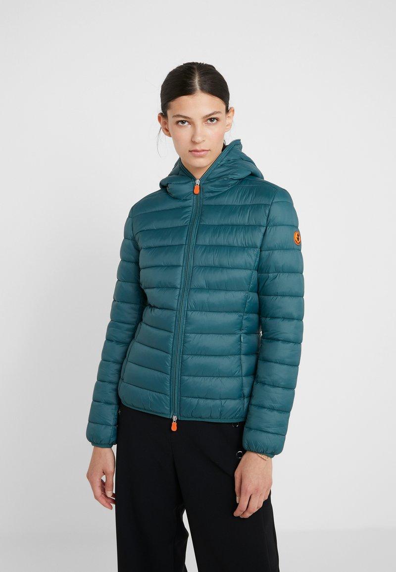 Save the duck - GIGA - Winter jacket - alpine green