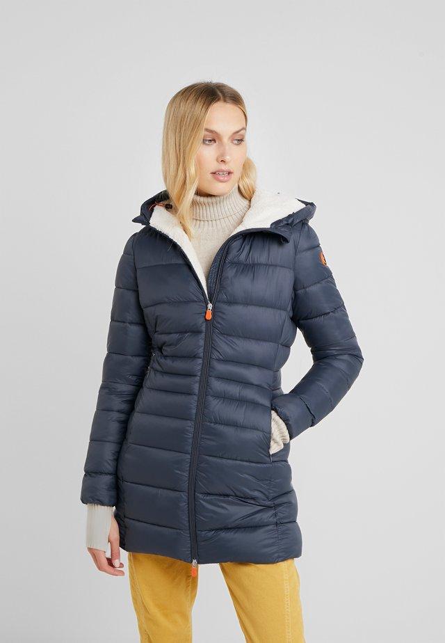 GIGA - Winter coat - ebony grey