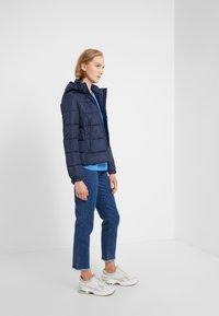 Save the duck - MEGA - Winter jacket - evening blue - 1