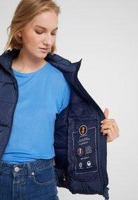 Save the duck - MEGA - Winter jacket - evening blue - 4