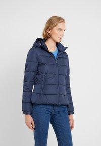 Save the duck - MEGA - Winter jacket - evening blue - 0