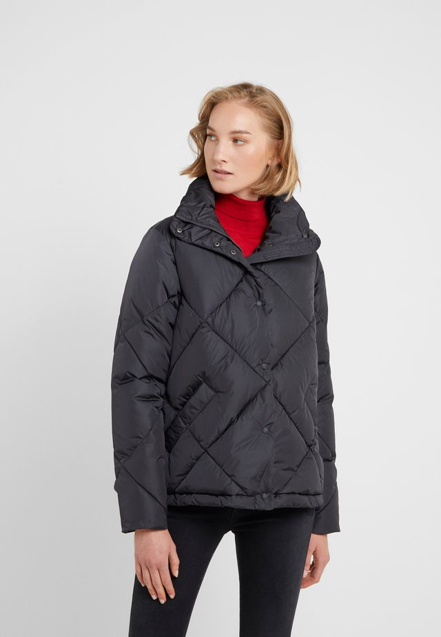 MEGGA - Winter jacket - grey black