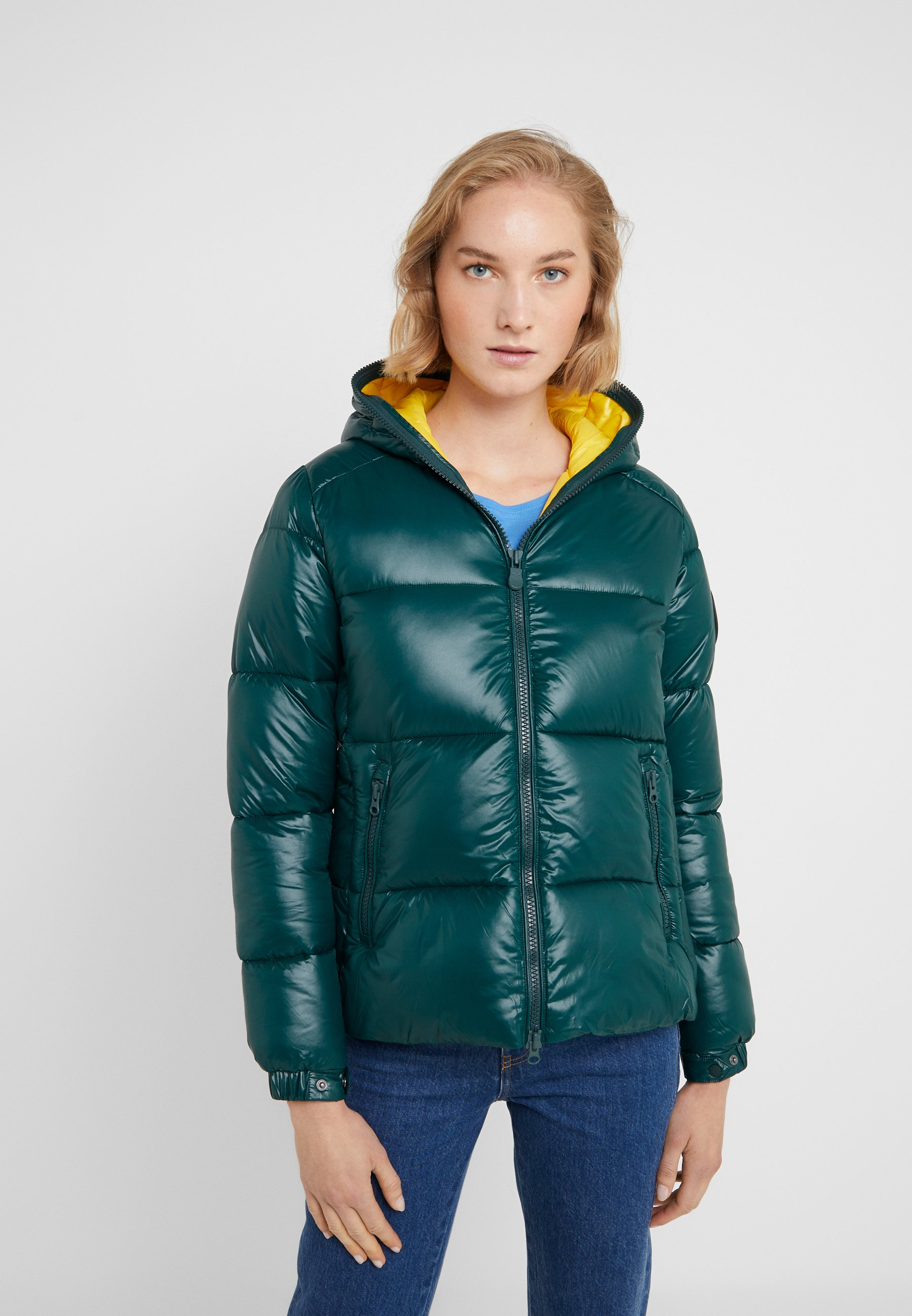 Save Duck Green The LuckVeste Alpine D'hiver 29YEHWDI