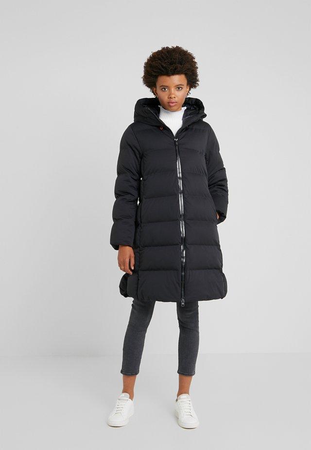 BARK - Down coat - black