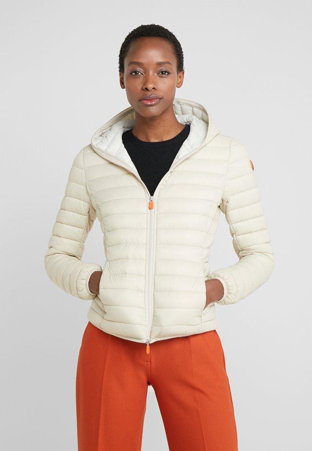GIGAX - Winter jacket - cool beige