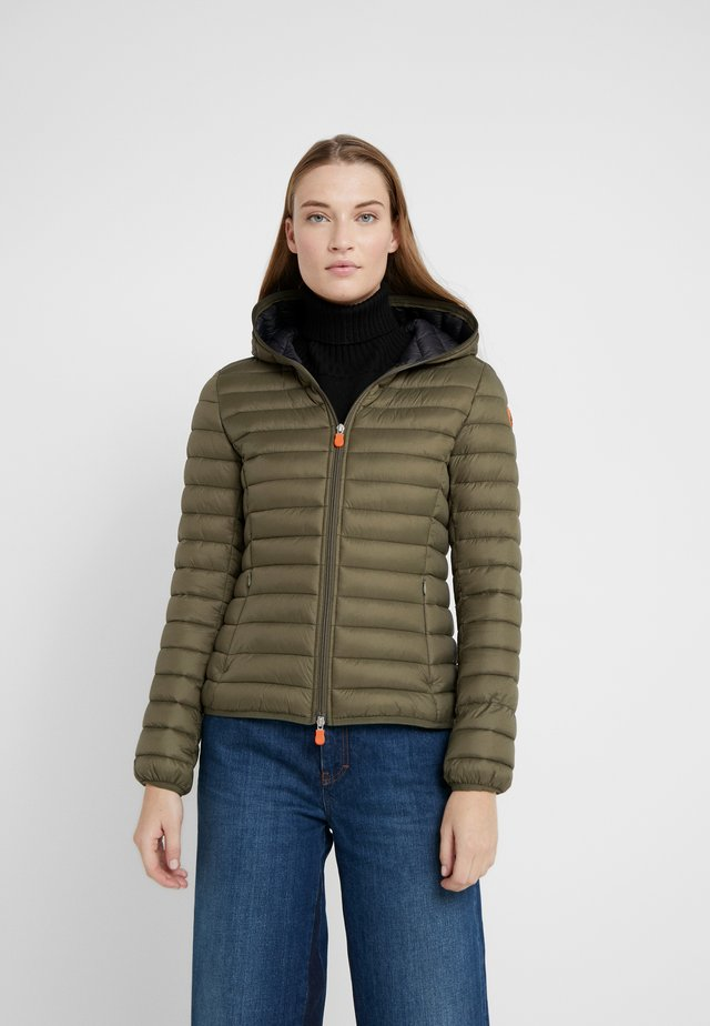 GIGAX - Winter jacket - dusty olive
