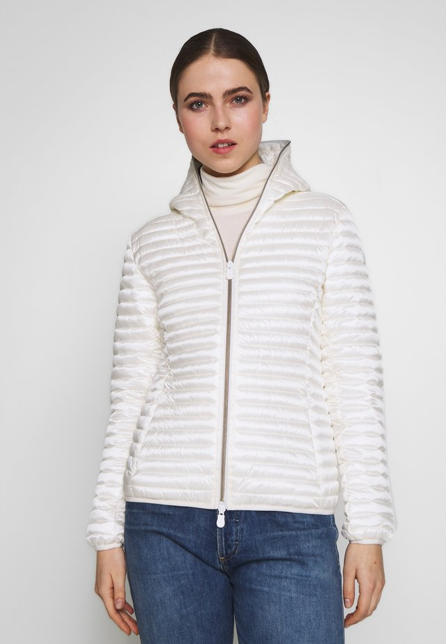 IRISX - Light jacket - coconut white