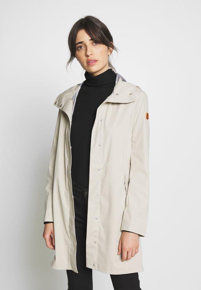BARKX - Waterproof jacket - cool beige