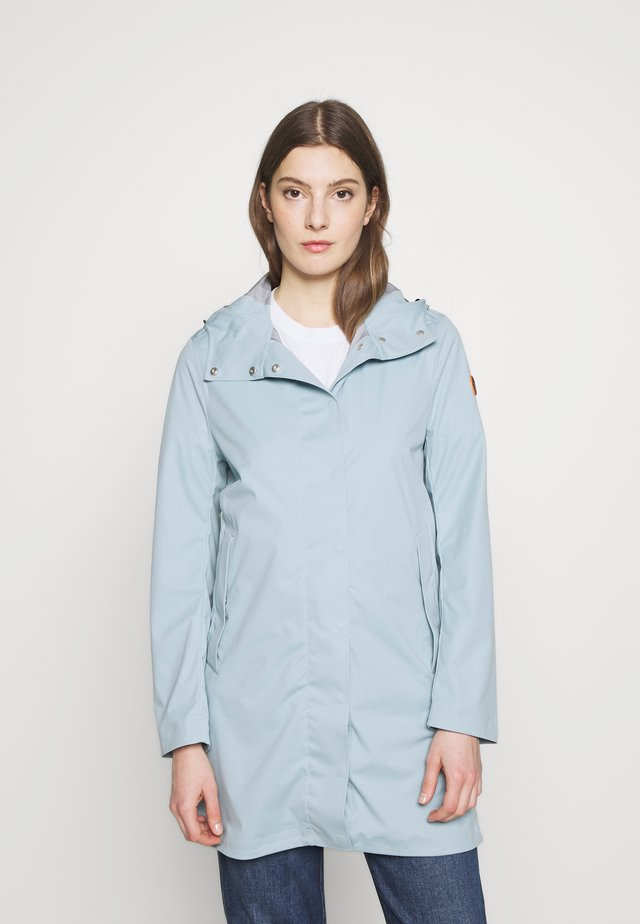 BARKX - Waterproof jacket - dusty blue