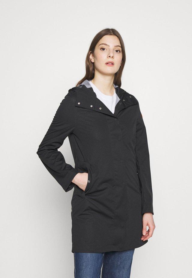BARKX - Regnjakke / vandafvisende jakker - black