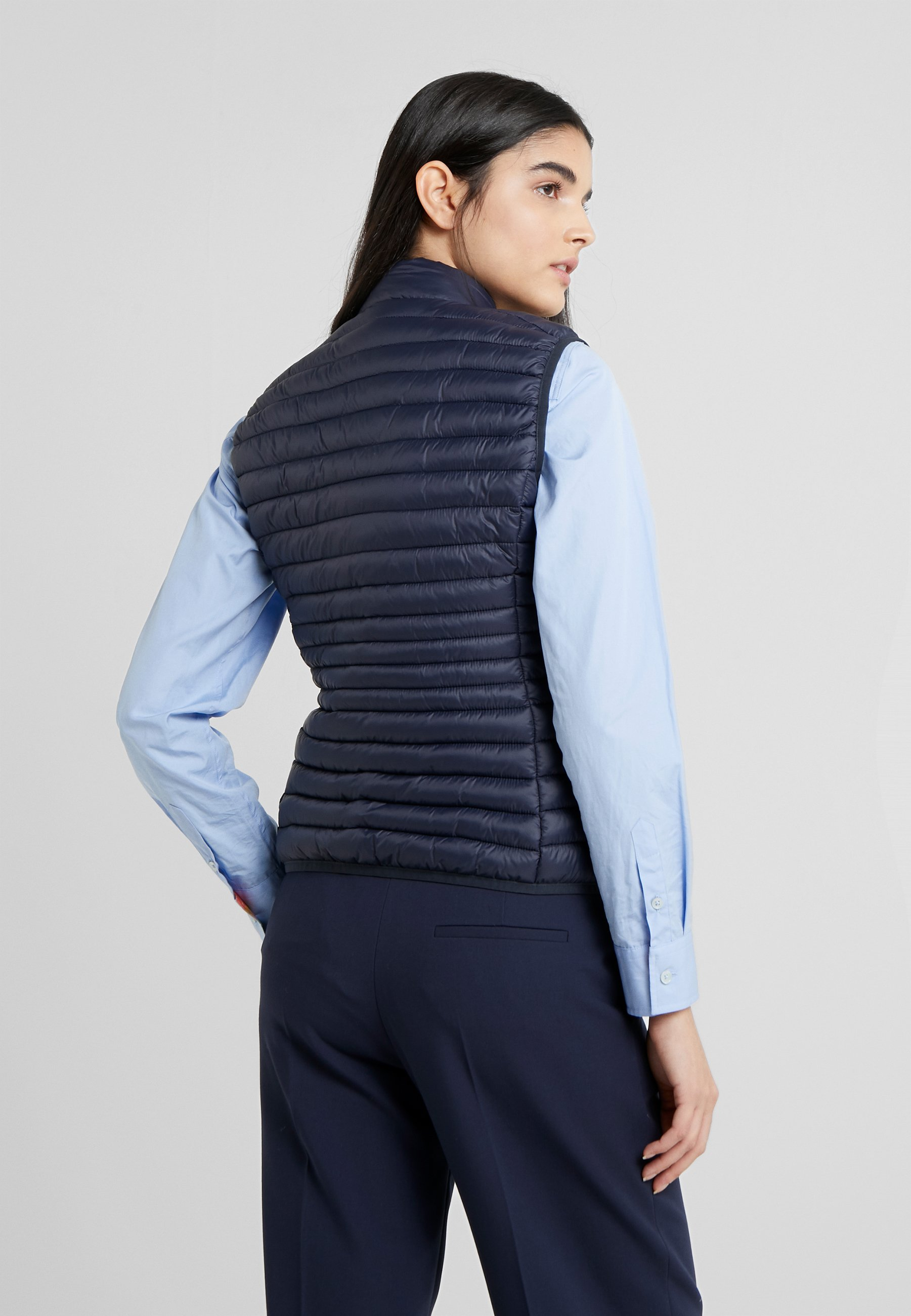 Save the duck GIGAX - Vest - blue black
