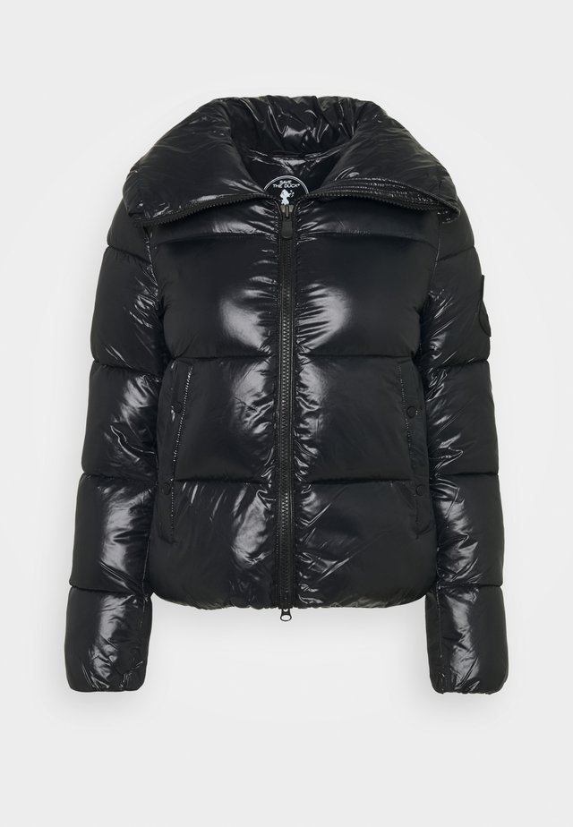 LUCKY - Veste d'hiver - black