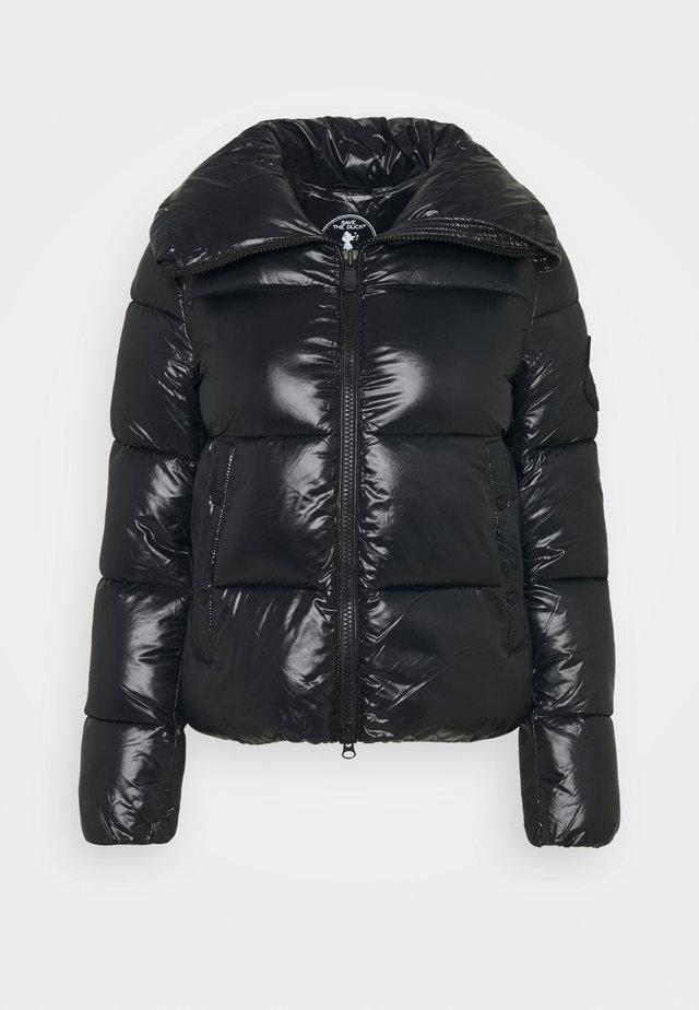 LUCKY - Winter jacket - black