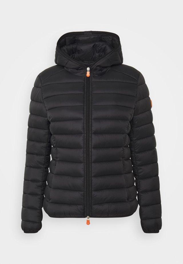 GIGAY - Winter jacket - black